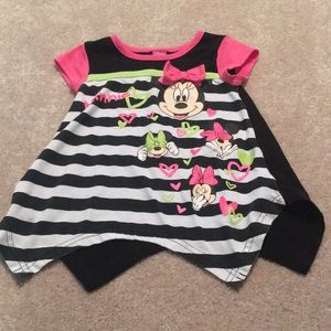 Disney Short Sleeve T-Shirt 4T